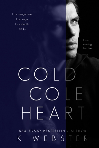 Cold Cole Heart FRONT ONLY