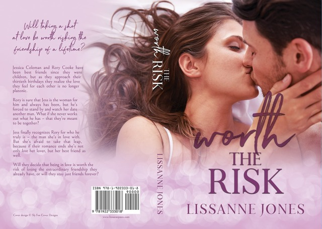 Risk paperback wrap